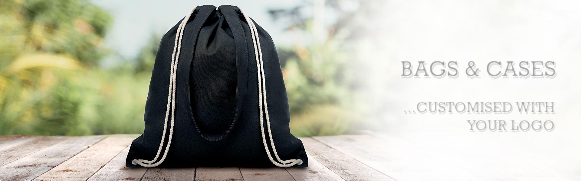 Customised Drawstring Bags