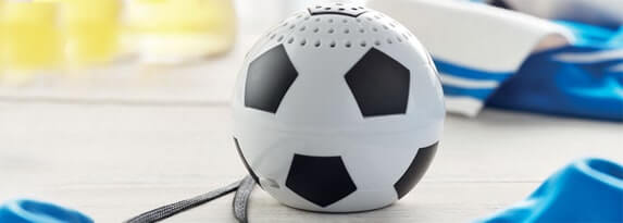 Football-mini-speaker