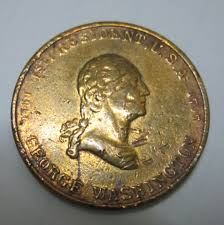 George Washington coin