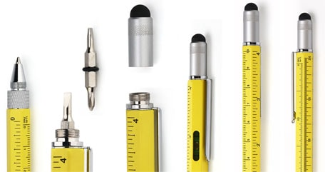 Promotional-multi-tool-pens-pantone-matched